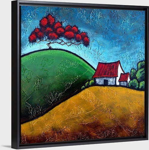 Recollect - Framed Giclee